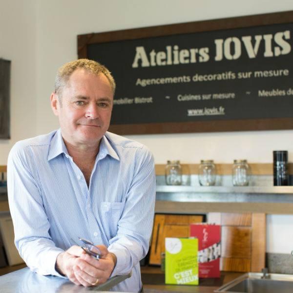 Eric Jovis - Président des AEF
